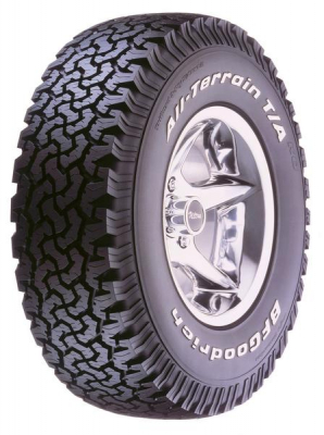 Легковая шина BF Goodrich BFGoodrich AT ALL TERRAIN 215/75 R15 100S