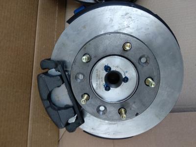 "Комплект передних вентилируемых тормозов ""TuningWay"" R16 ВАЗ 2121-2123 (Нива, Шевроле Нива)"