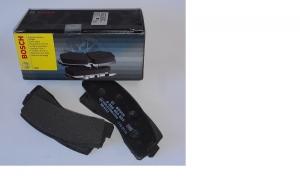 Колодки тормозные дисковые на Шевроле Нива передние Bosch 0986466601