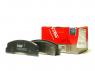 Колодки тормозные дисковые на Шевроле Нива передние TRW GDB265M