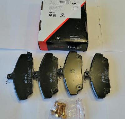 Колодки тормозные дисковые передние ГАЗ 3302, 3110, REMSA, 033702
