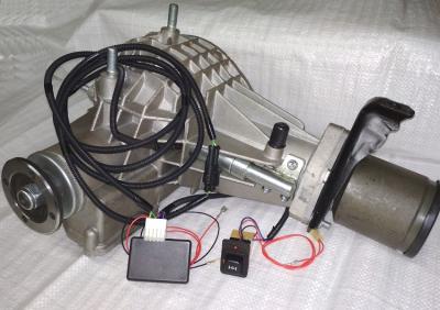 Комплект «Принудительная блокировка с электроприводом УльтраБЛОК» на передний мост Шевроле Нива и Нива