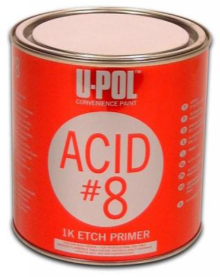 Грунт протравливающий ACID#8 U-POL