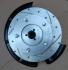 Нерегулируемый ступичный узел Нива и Шевроле Нива с усиленной ступицей, в сборе с тормозным диском АТС, подшипник от Ивеко