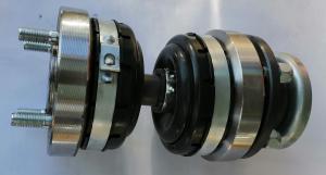Вал карданный промежуточный для а/м ВАЗ 2121-21214, (23 шлица, для не обрезанного вторичного вала), ТАЯ (шарнир ОЕМ), 21213-2202010