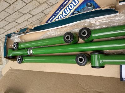 Штанги задней подвески ВАЗ 2121-2123 Ситек регулируемая поперечная штанга