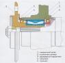 Ремкомплект усиленного ступичного узла со ступицей 2123 (24 шлица) ВолгаАвтоПром