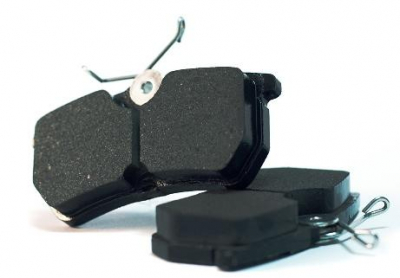 Тормозные колодки на задние дисковые тормоза Торнадо