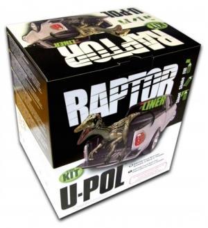 RAPTOR™ U-POL-защитное покрытие повышенной прочности