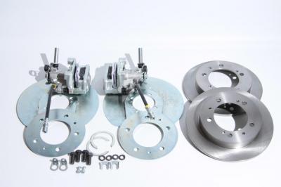 Задние дисковые тормоза Lucas/TRW для автомобилей Нива и Шевроле Нива