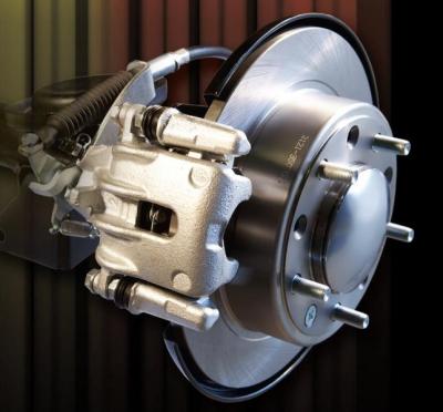 Задние дисковые тормоза Торнадо для автомобилей Нива и Шевроле Нива